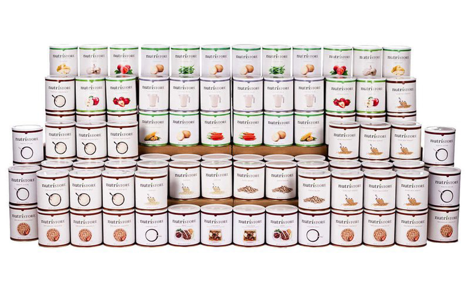 Costco Sells a $1,000 'Emergency Food Kit' That Can Keep a Family Fed for a Year