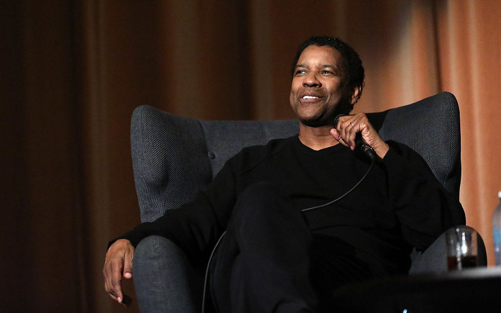 Denzel Washington Got Lost in Chicago and Ended Up Meeting His Biggest Fan