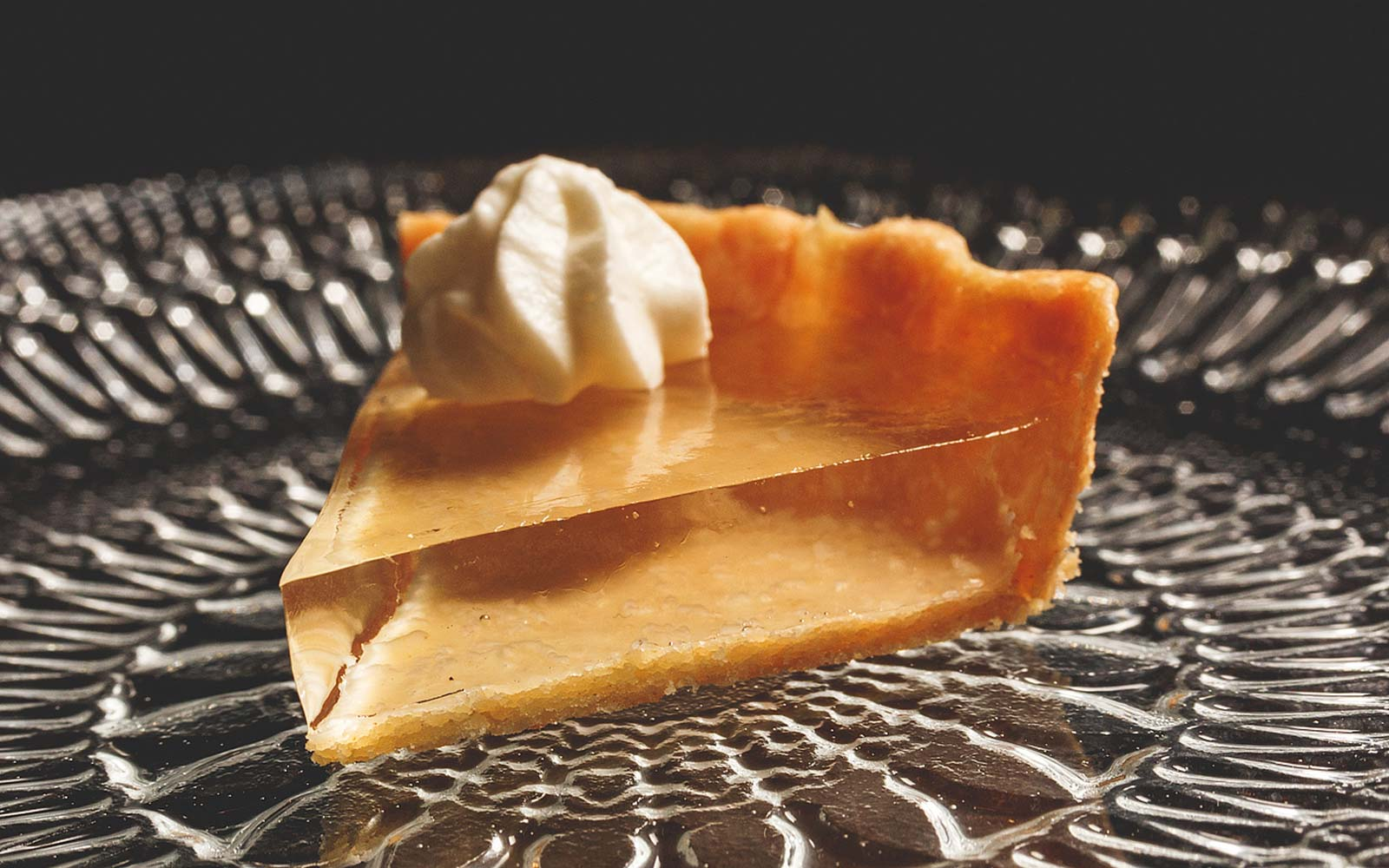 Clear Pumpkin Pie Is Here to Make Your Thanksgiving Even More Awkward