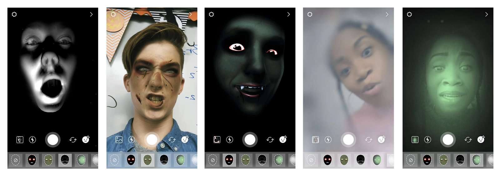 Instagram is adding new features for Halloween.