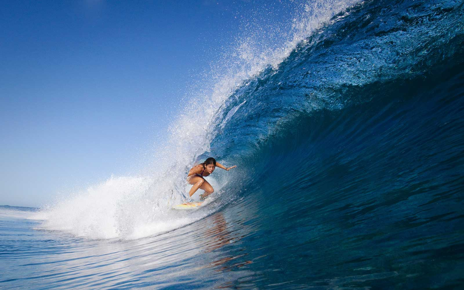 Women Are Finally Getting Their Own Big Wave Surf Competition