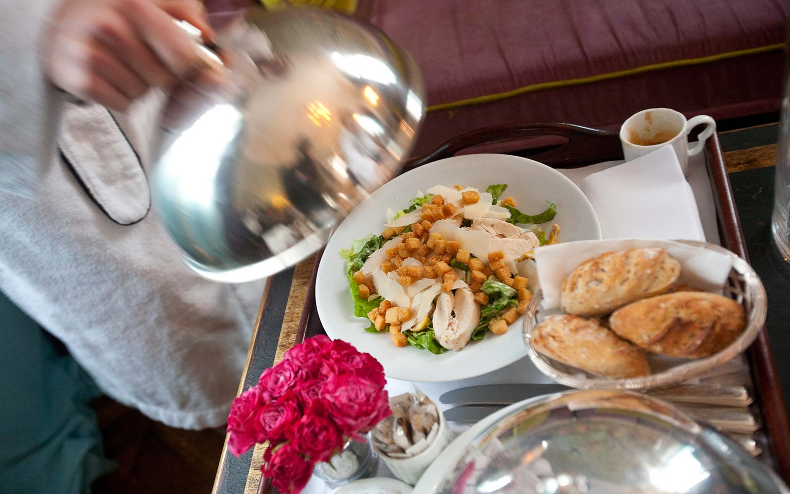 Hotel Room Service Dishes to Avoid, According to a Hotel Chef
