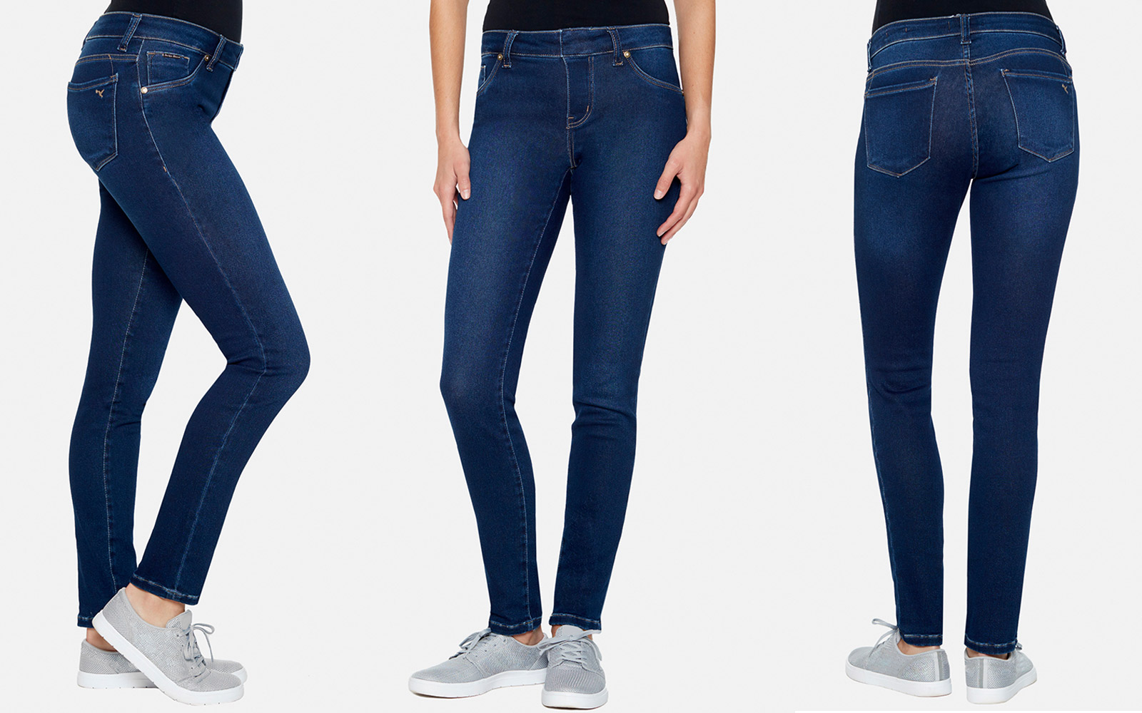A Physicist Finally Invented Jeans That Don't Hurt When You Eat Too Much