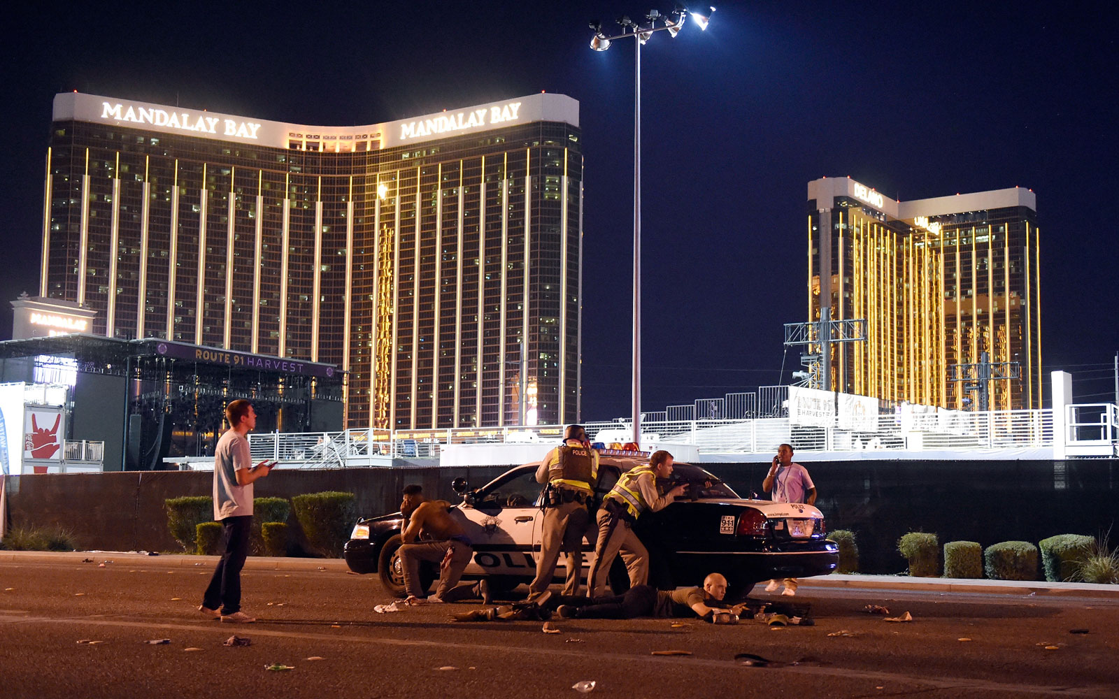 Las Vegas Shooting: Hotels and Airport Reopen After Deadly Concert Massacre