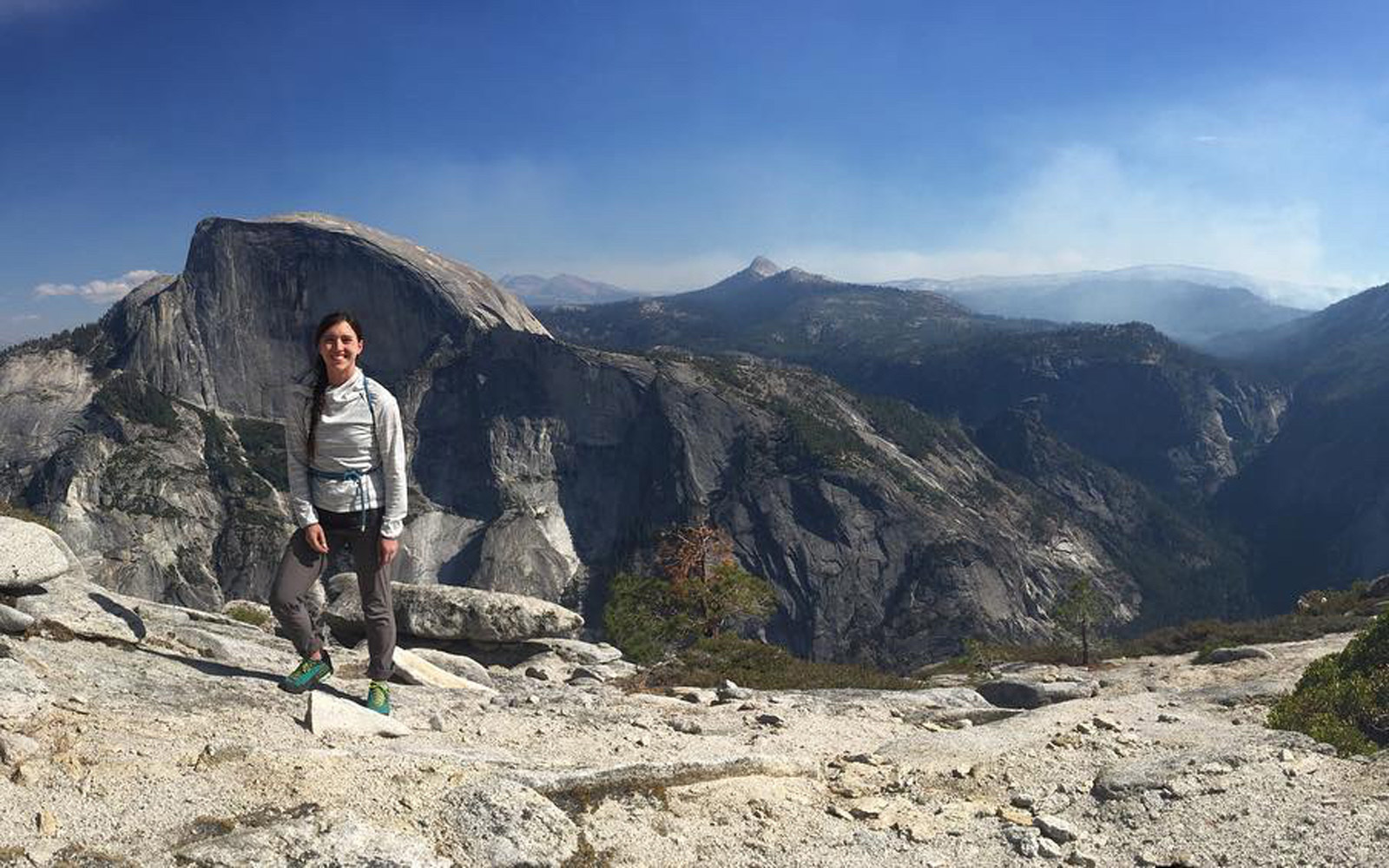 How This 29-year-old Data Scientist Quit Her Job to Become a Full-time Rock Climber