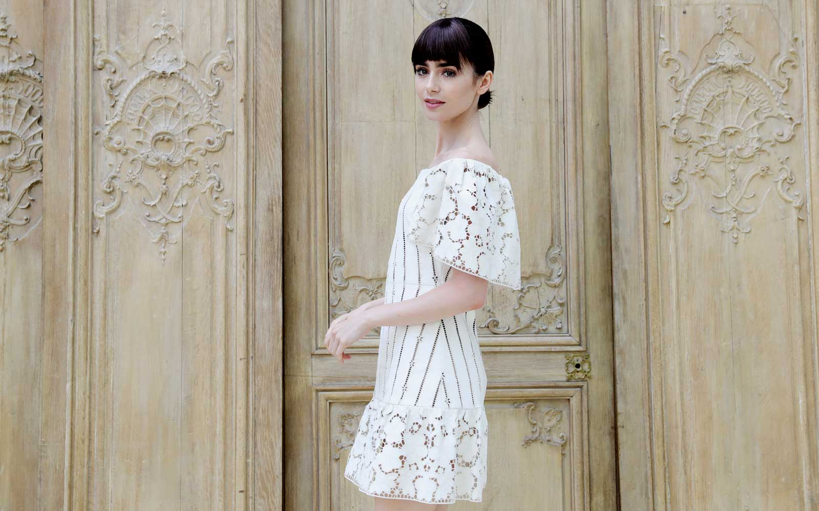 Lily Collins Reveals Her Favorite Things to Do in Paris