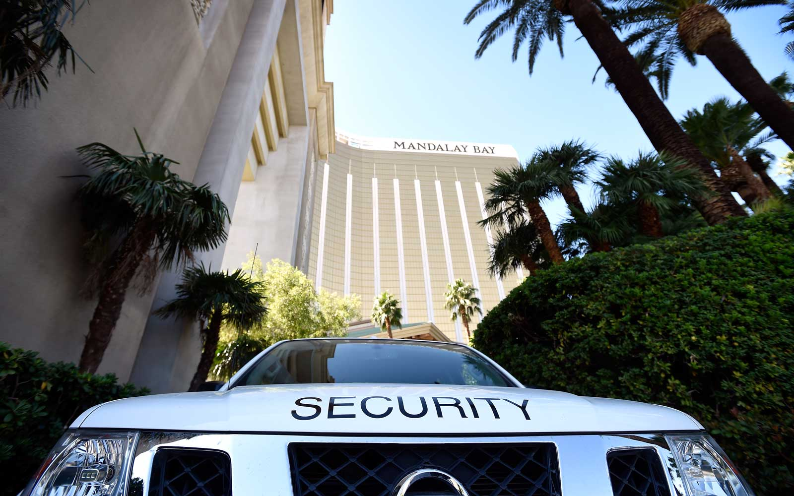 How Hotel Security Might Change After the Las Vegas Mass Shooting