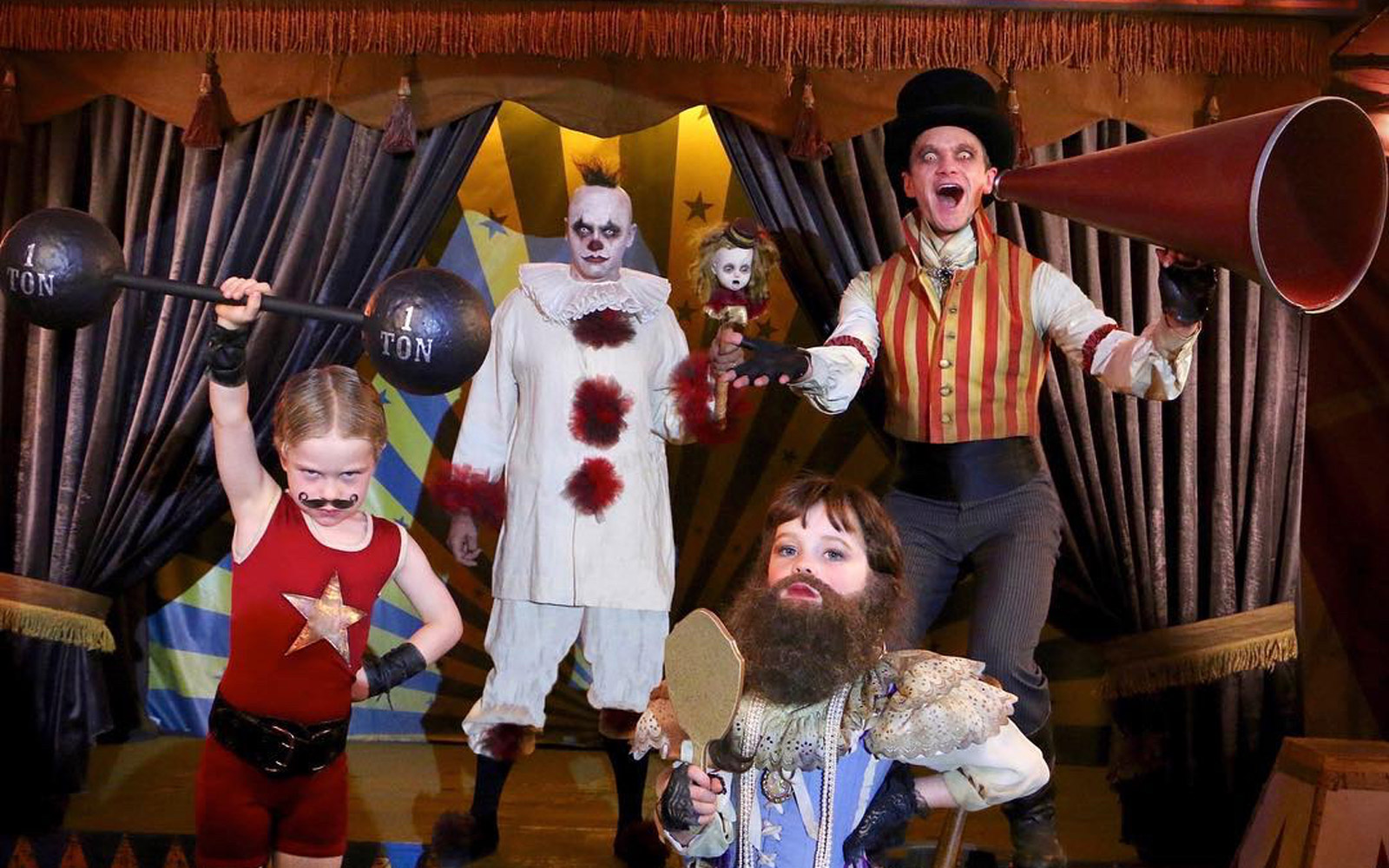 Neil Patrick Harris and Family Took Their Annual Halloween Photo to the Next Level