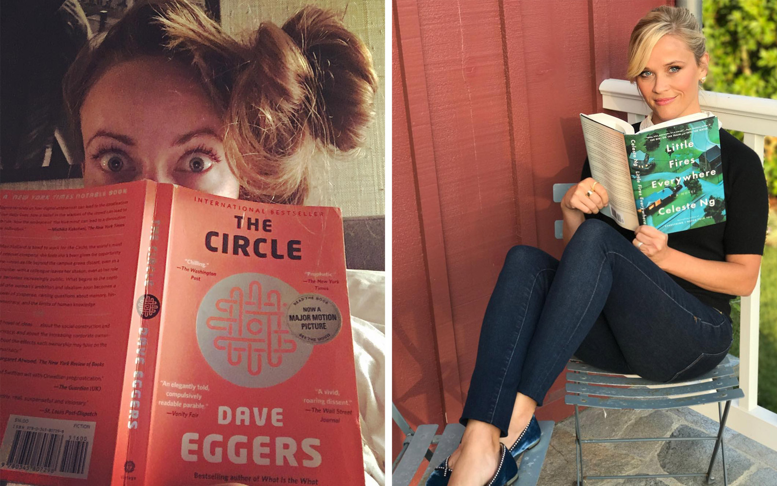 11 Books Recommended by Your Favorite Celebrities