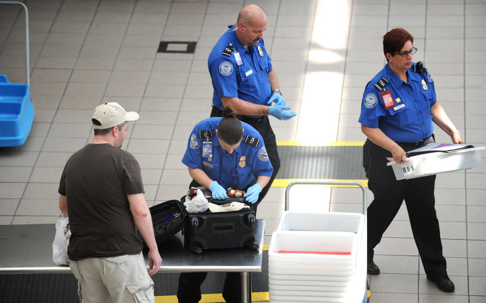 What Travelers Need to Know About New Airport Security Measures