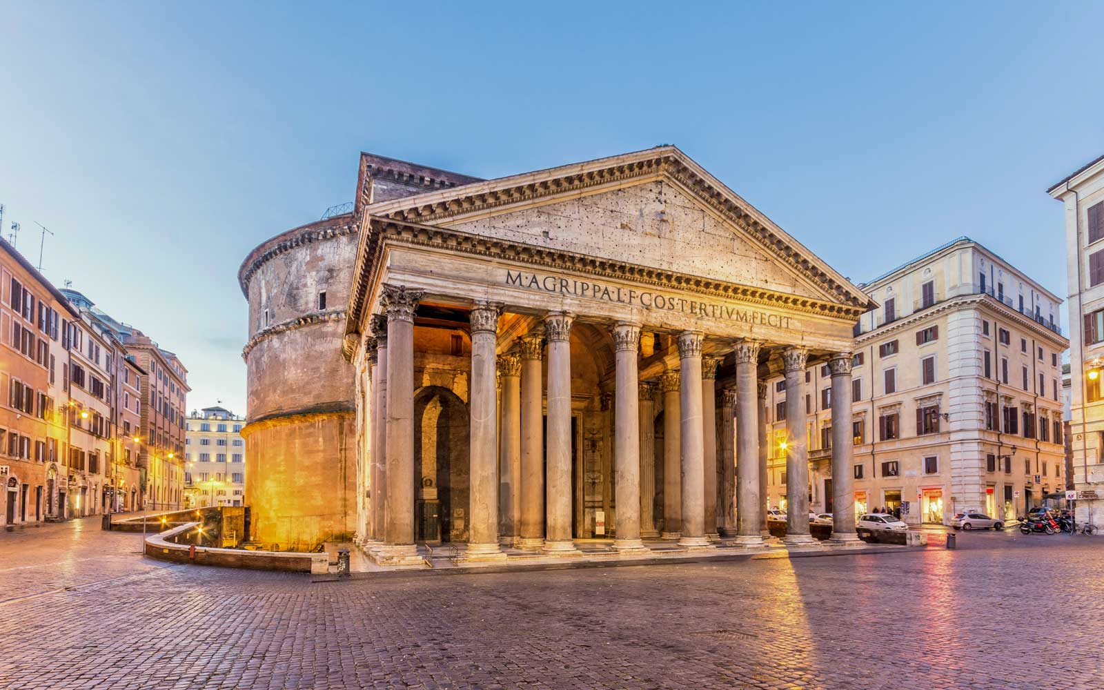 Visiting Rome's Pantheon Will Soon Cost Money