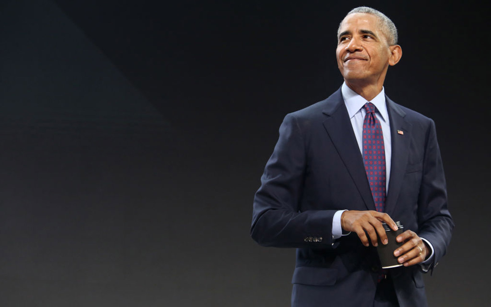 You Can Now Apply to Work for Former President Obama