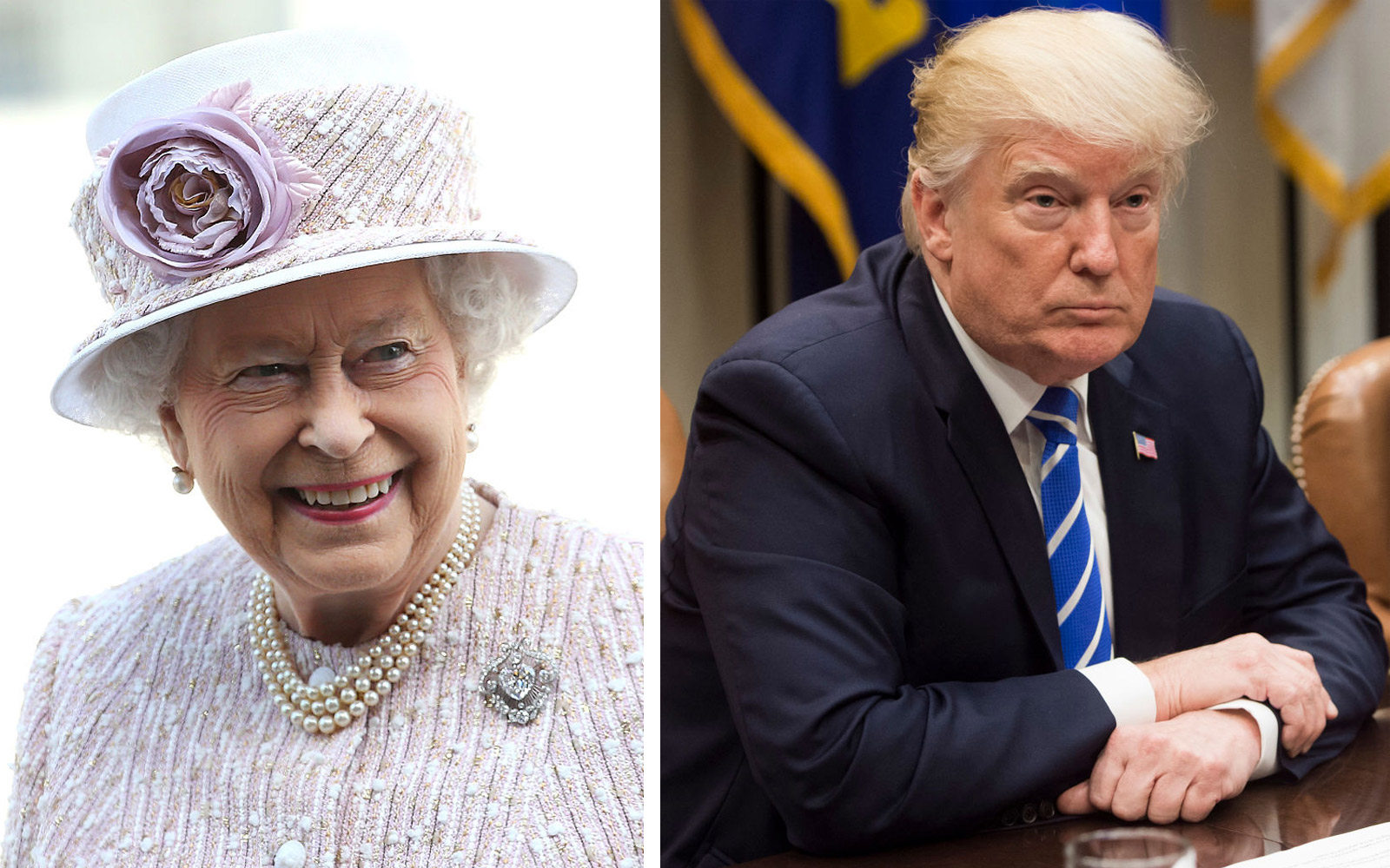 President Trump Won't Meet the Queen and His State Visit Has Been Downgraded: Report
