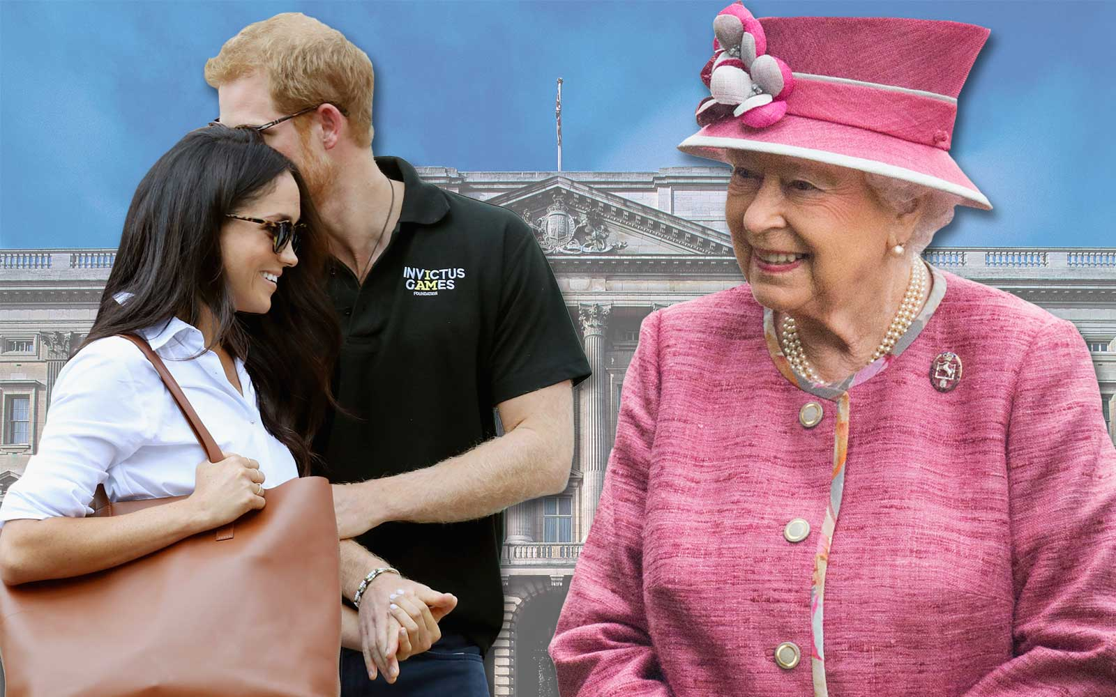 Meghan, Harry and the Queen of England All Had Tea —What That Means