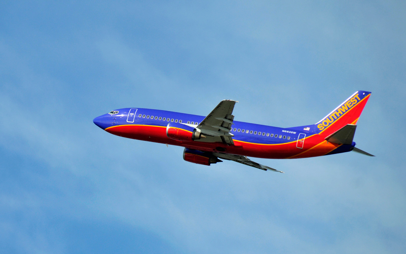 Family Says Southwest Kicked Them Off a Flight Because They Were Too Noisy