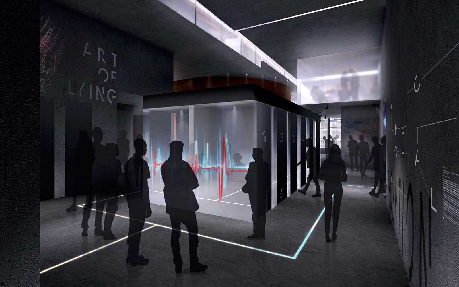 New York Spy Museum Rendering