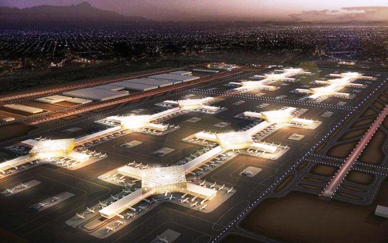 What Will Airports Be Like in the Future?