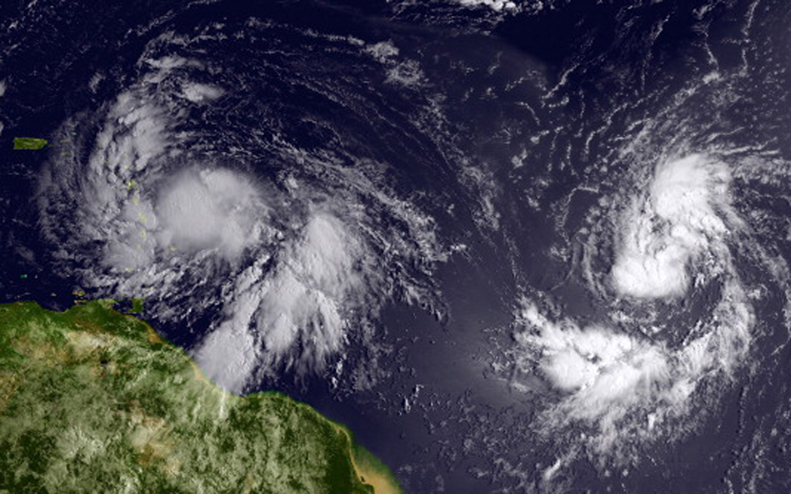 A Tropical Storm Might Be Coming to the Western Caribbean Sea This Week
