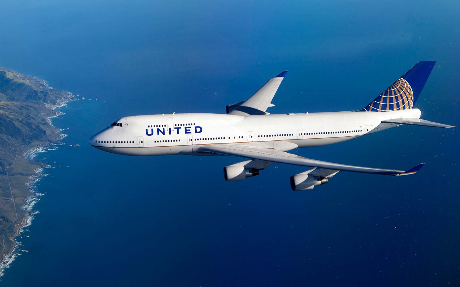 United Is Phasing Out the Boeing 747 — Here's How You Can Buy a Piece of History