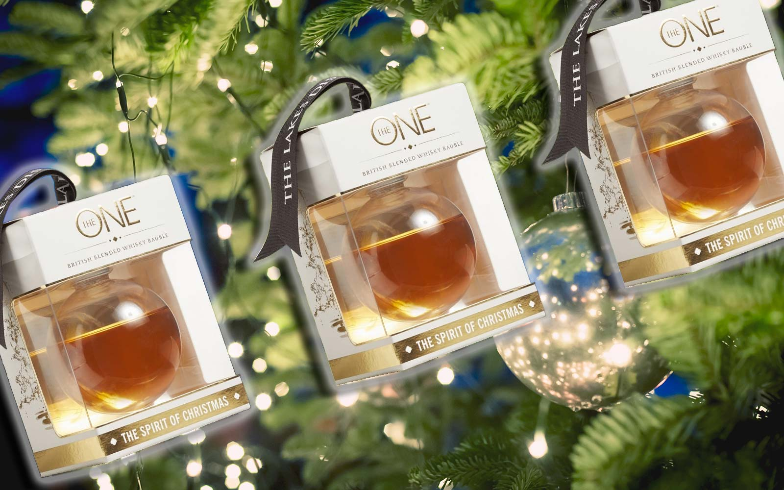 Christmas Ornaments Filled With Liquor Exist, and Our Trees Will Never Be The Same