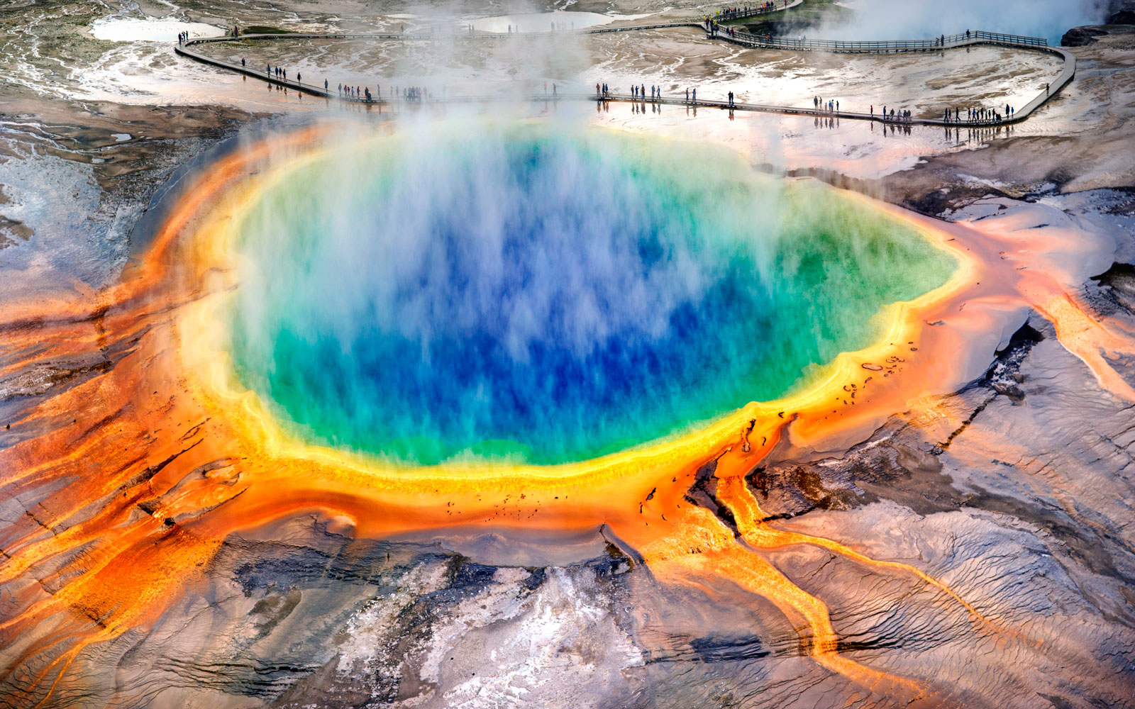 Yellowstone's Supervolcano Could Spew Ash Across the Entire U.S.