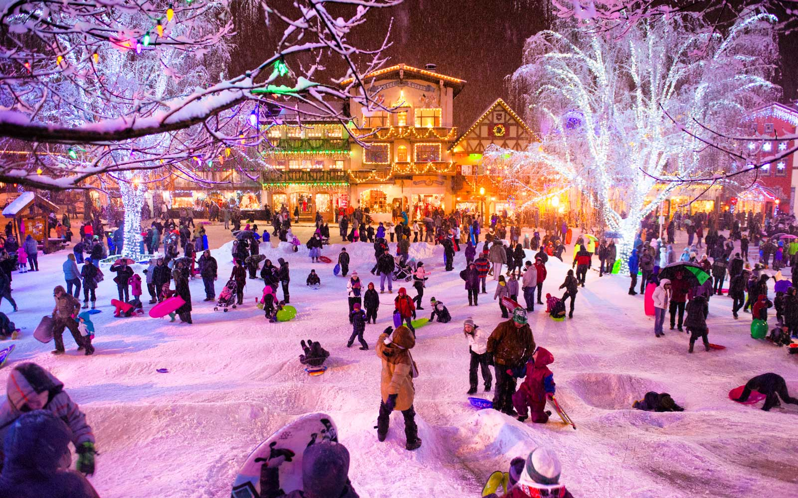 Best Winter Festivals in the U.S.