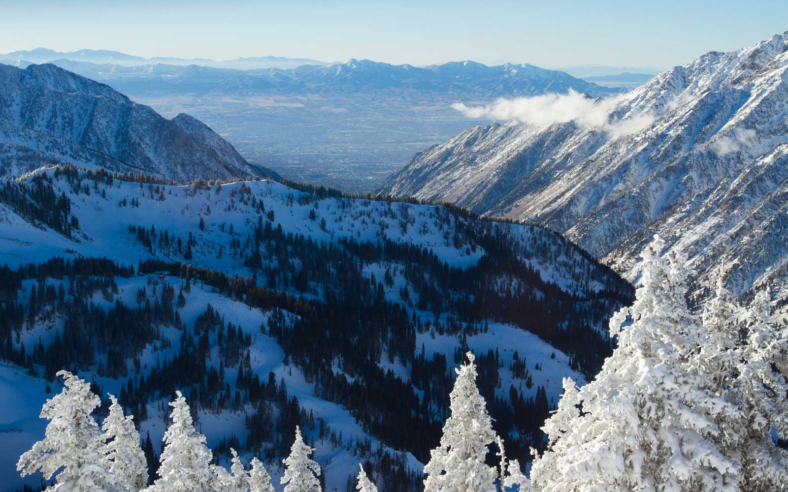Where to Ski in Utah to Find More Powder Than People