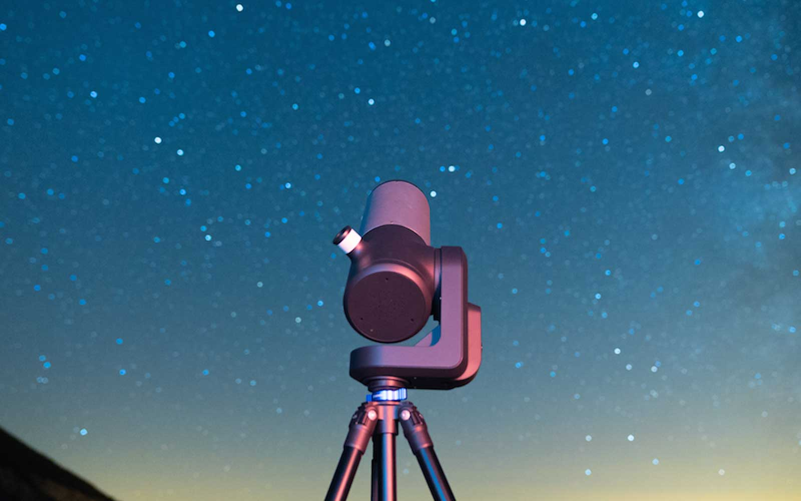 This Revolutionary New Telescope Will Let You See Distant Galaxies From Your Own Backyard