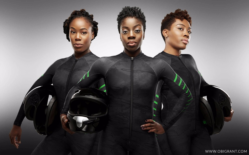 Nigeria's Bobsled Team Is Headed to the Winter Olympics for the First Time Ever