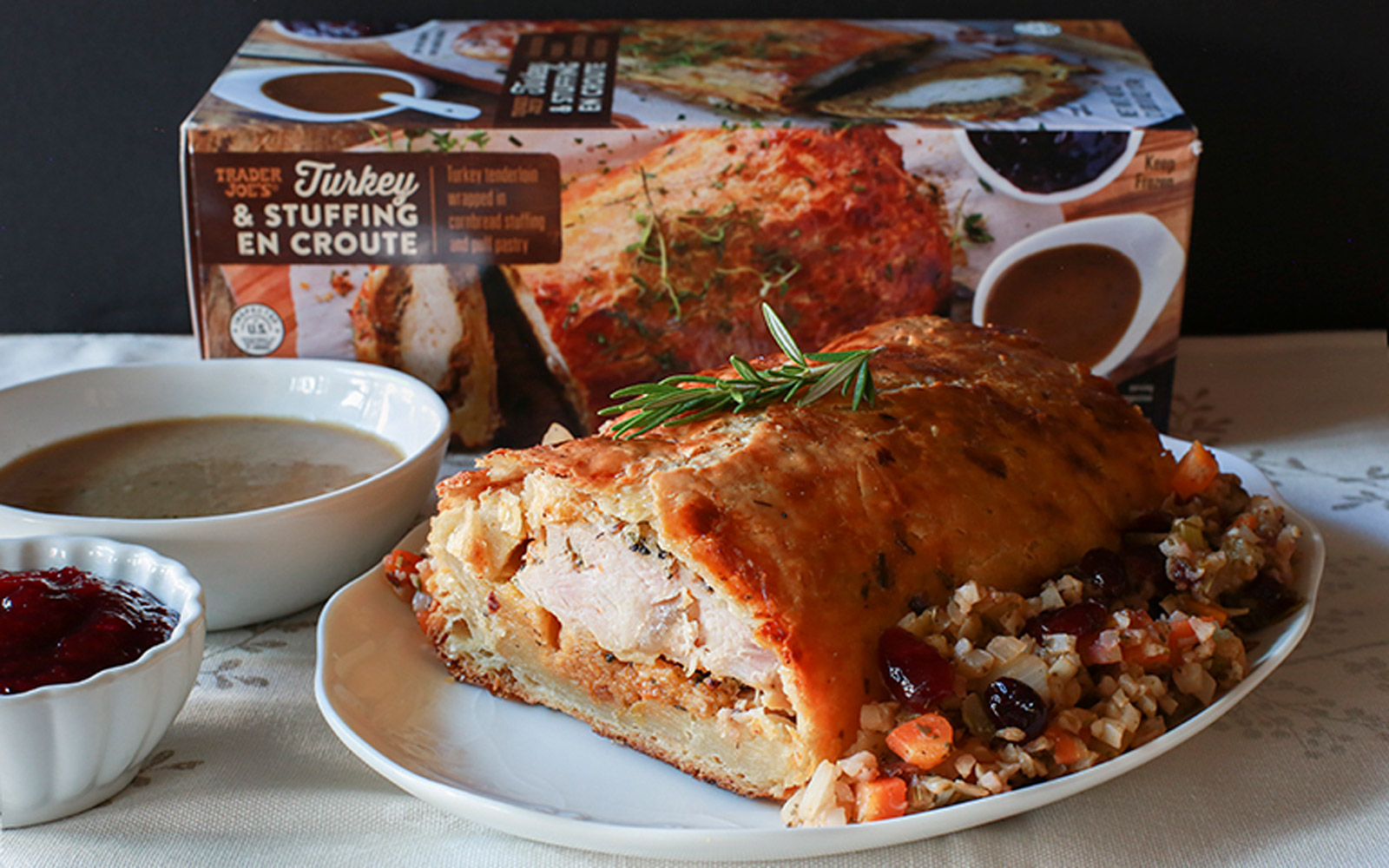 You Can Buy Thanksgiving in a Box From Trader Joe's for Just $13