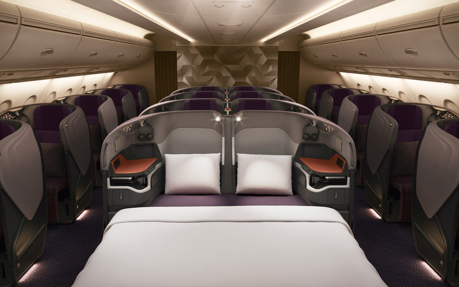 Singapore Airlines Just Unveiled Its New A380 Design and It Looks Amazing