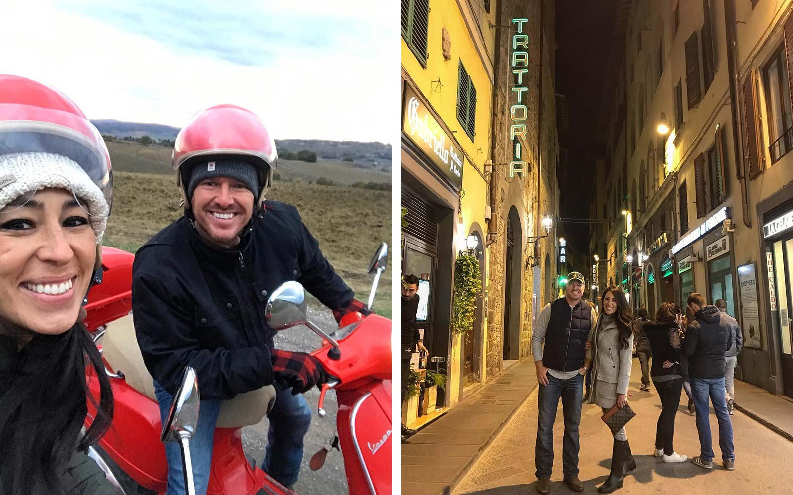 Chip and Joanna Gaines Are Vacationing in Italy and Sharing It All on Instagram