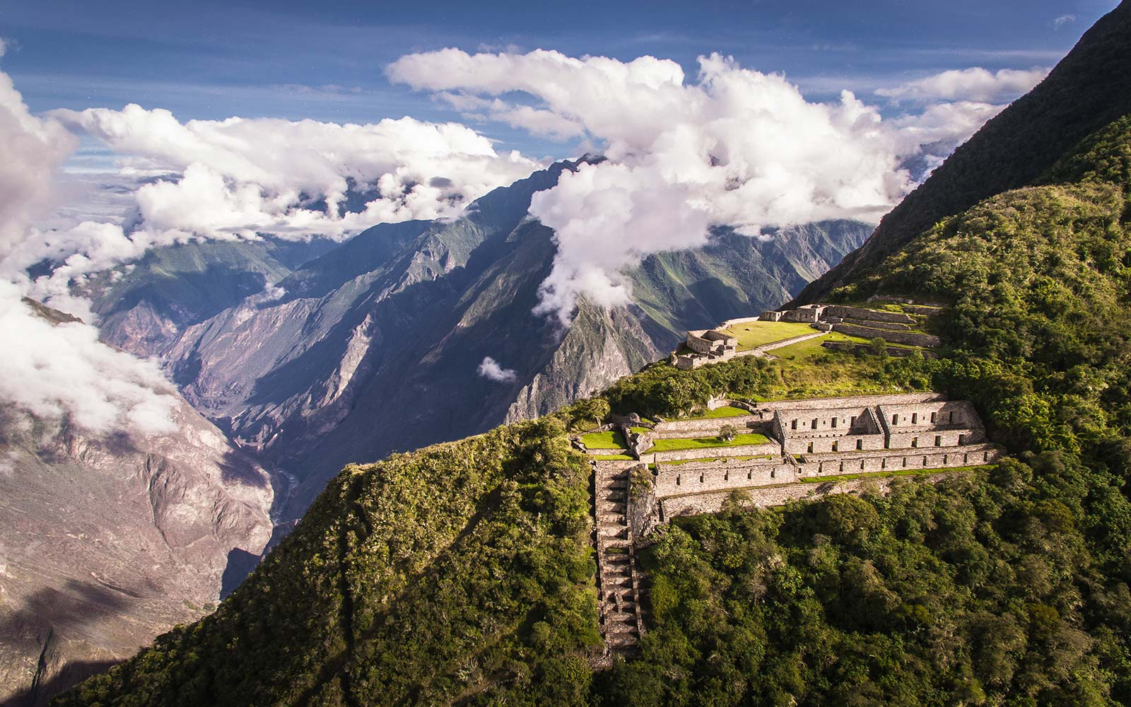 Choquequirao, and 4 Other Incredible Alternative Routes to Machu Picchu