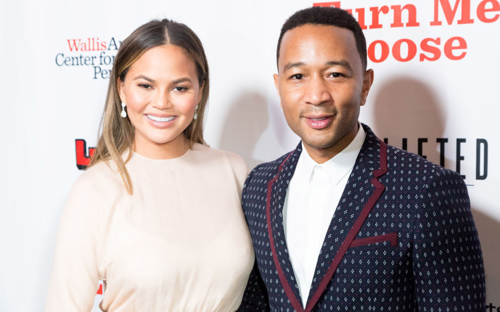 Chrissy Teigen Just Announced She and John Legend Are Expecting a Second Child