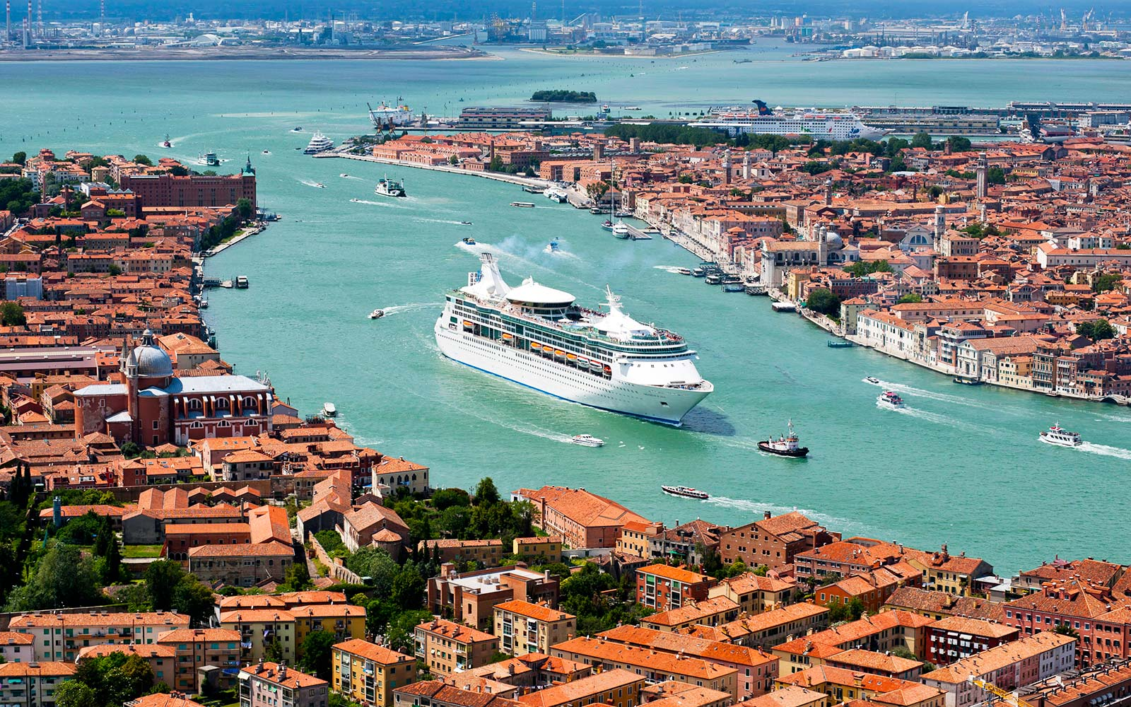Venice Is Restricting Access to Cruise Ships — Here's What It Means for Travelers