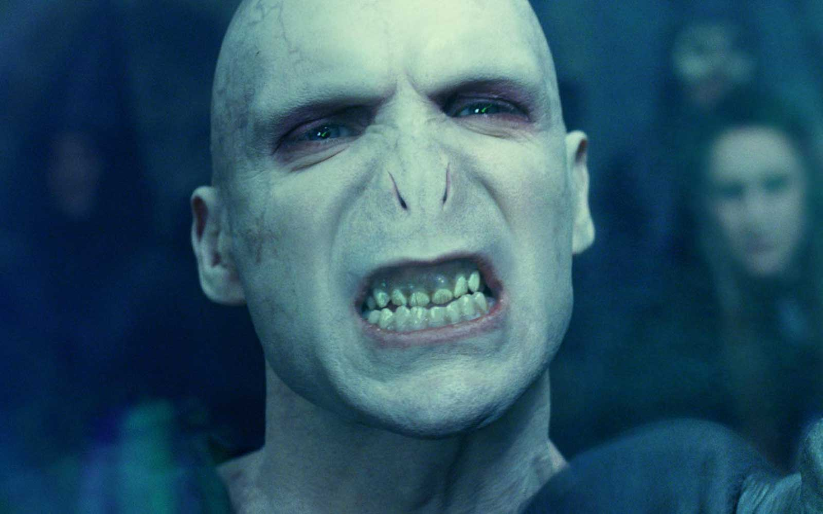 Voldemort Had a Hilarious Dancing Cameo in One of the 'Harry Potter' Films, and You Probably Missed It