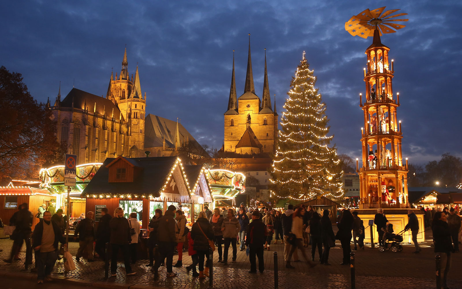 Europe at Higher Risk for Terrorism During Christmas Season, State Department Warns