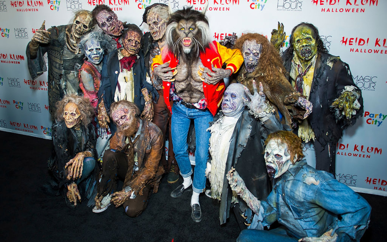 Heidi Klum Won Halloween (Again) in This Completely Transformative Costume