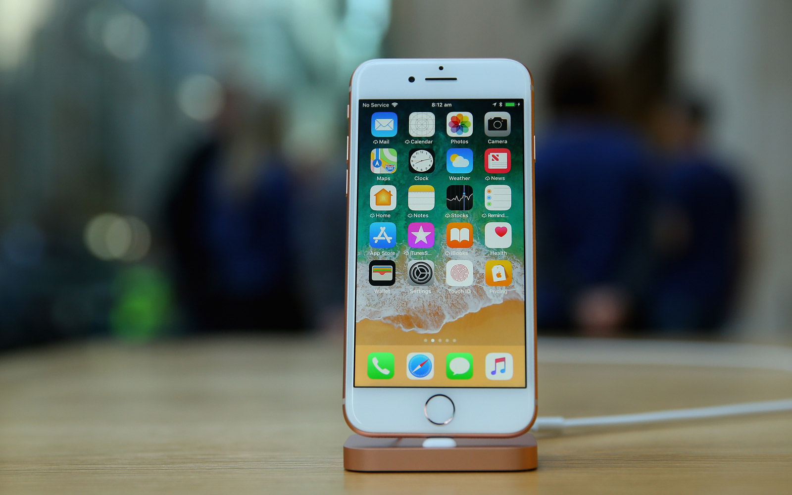 Apple iPhone 8 And 8 Plus Launches In Australia