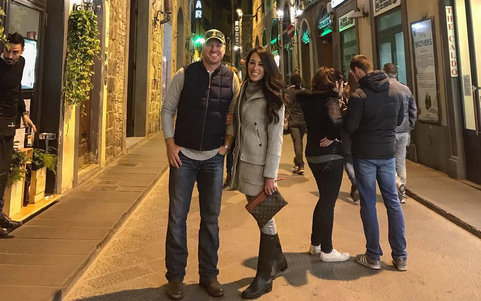 After Wrapping 'Fixer Upper,' Chip and Joanna Gaines 'Slept for 15 Hours' on Vacation in Italy