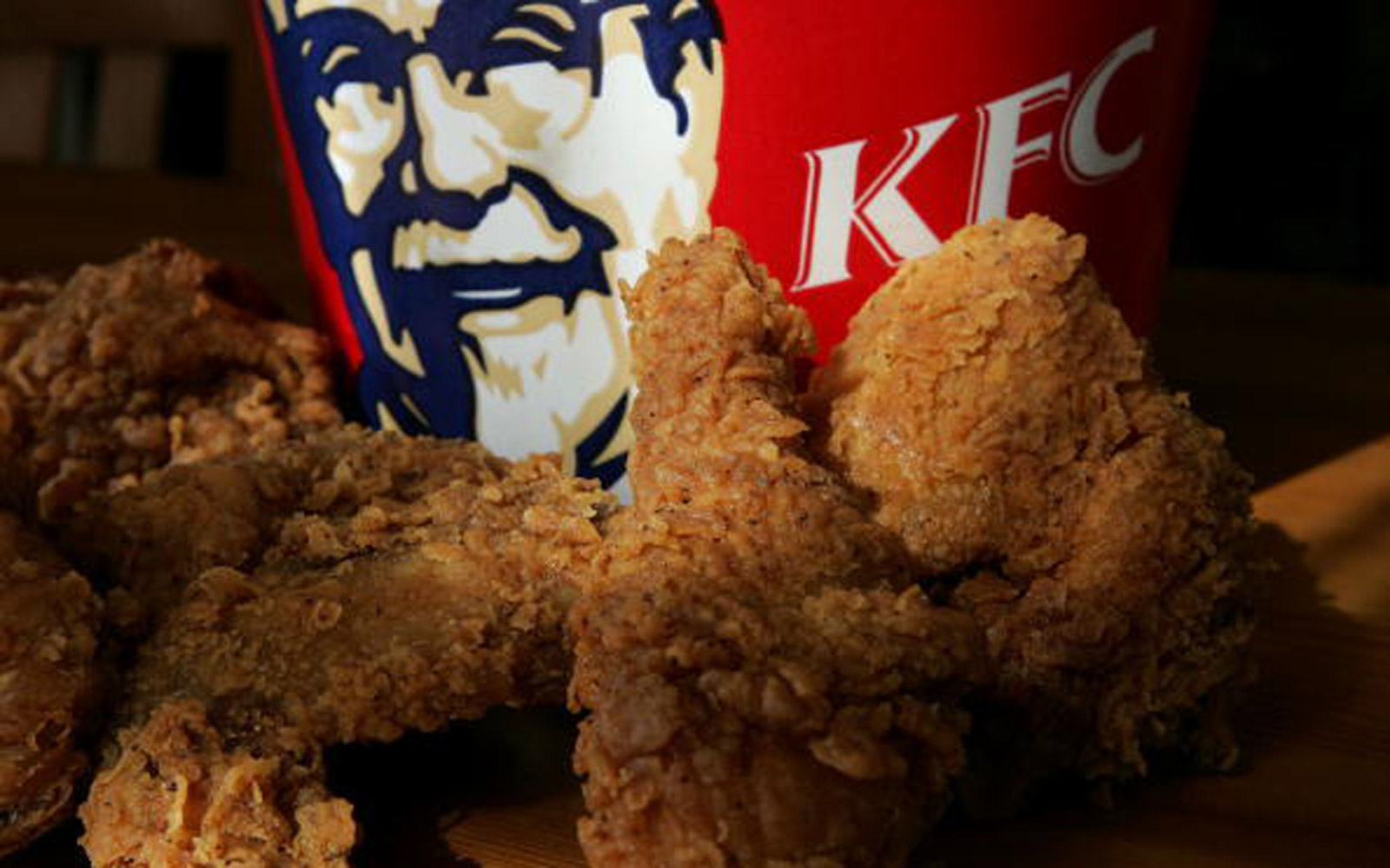 KFC Is Releasing Fried Chicken Scented Bath Bombs so You Can Smell like Fried Chicken