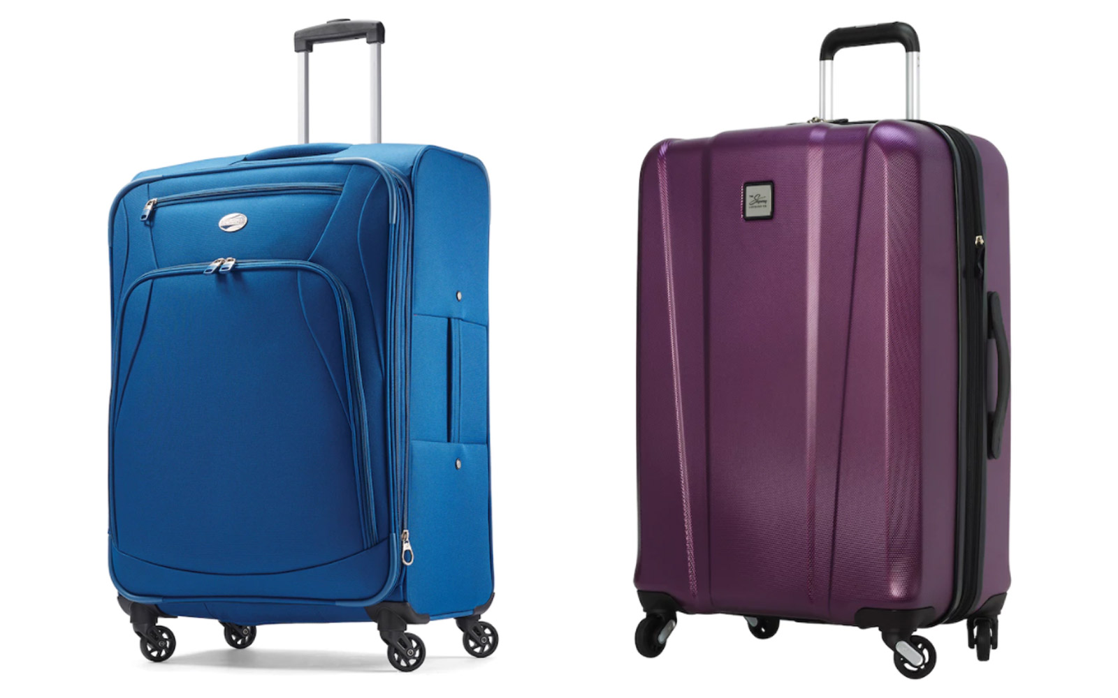 Get Up to 75% Off Luggage From Kohl's Online Black Friday Sale