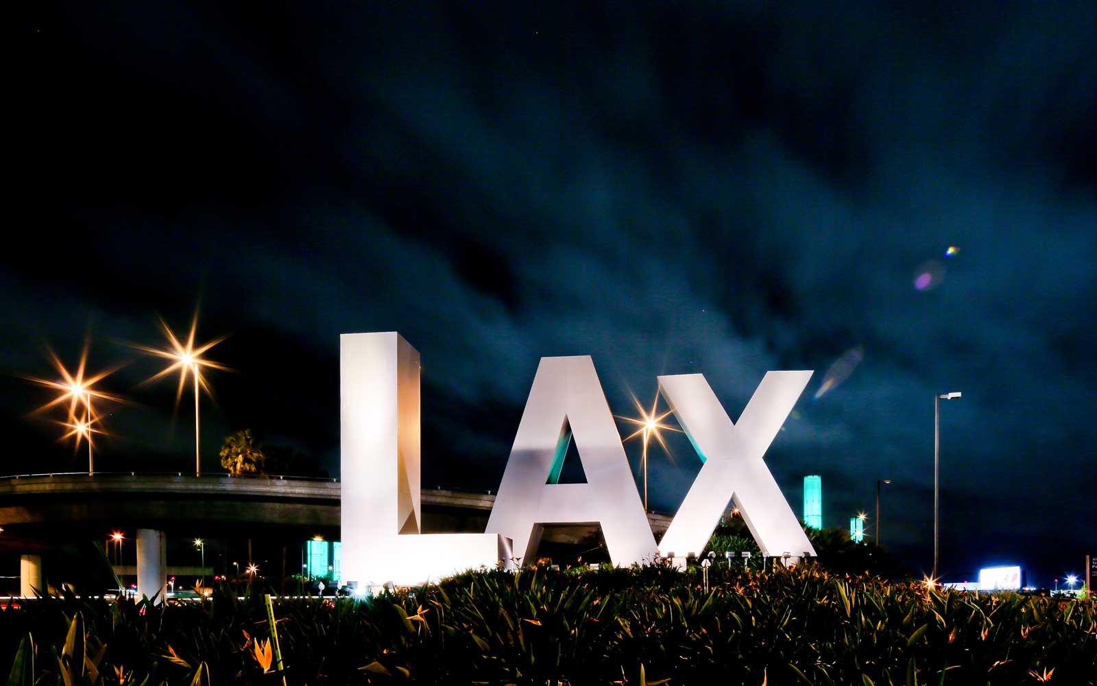 LAX Airport gets Automated Screening