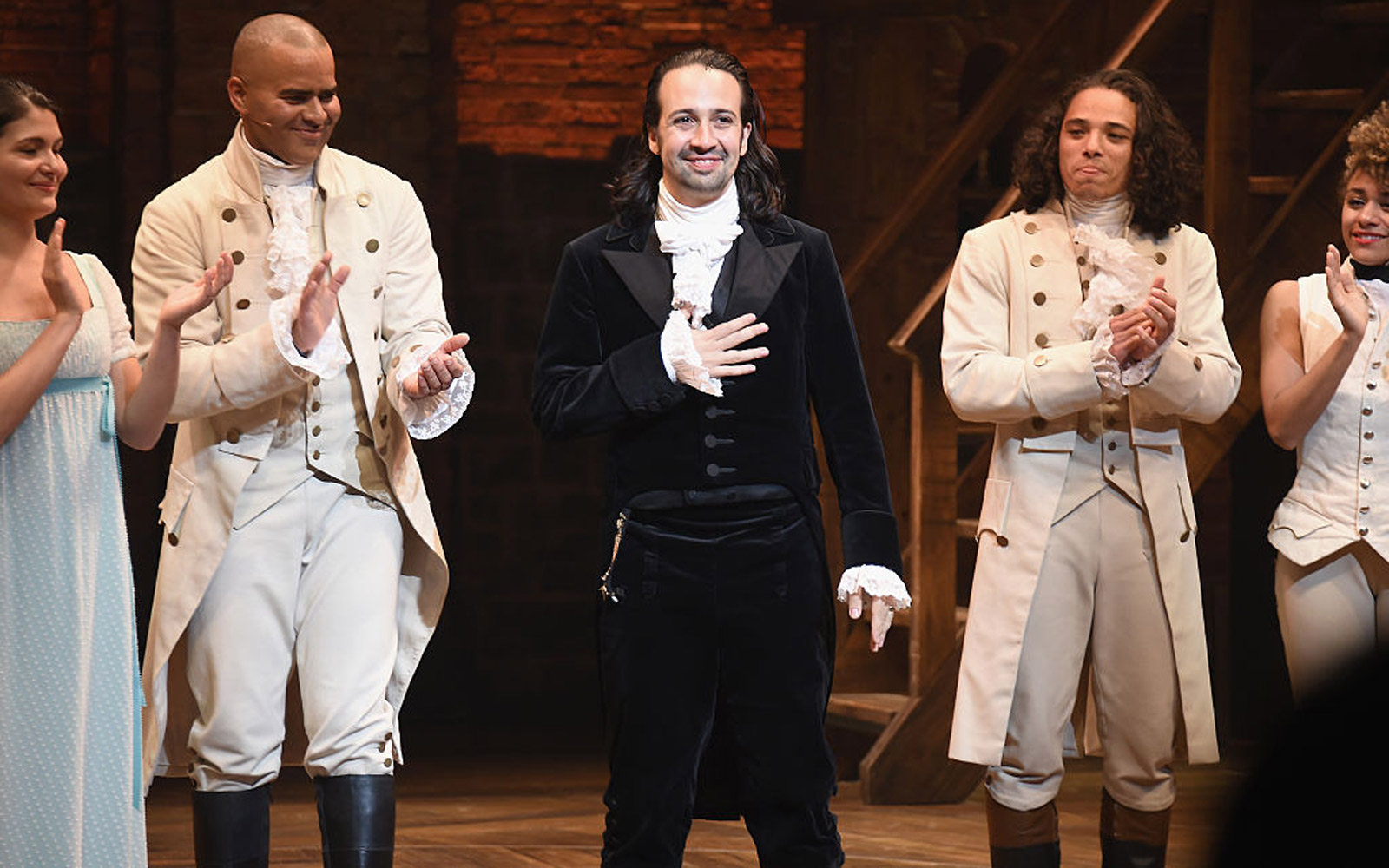 The Heartfelt Reason Why Lin-Manuel Miranda Is Reprising His 'Hamilton' Role