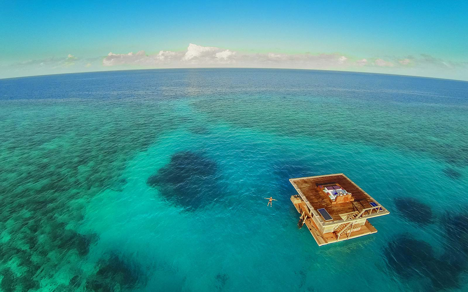 Floating Hotels for the Most Relaxing Getaways Ever