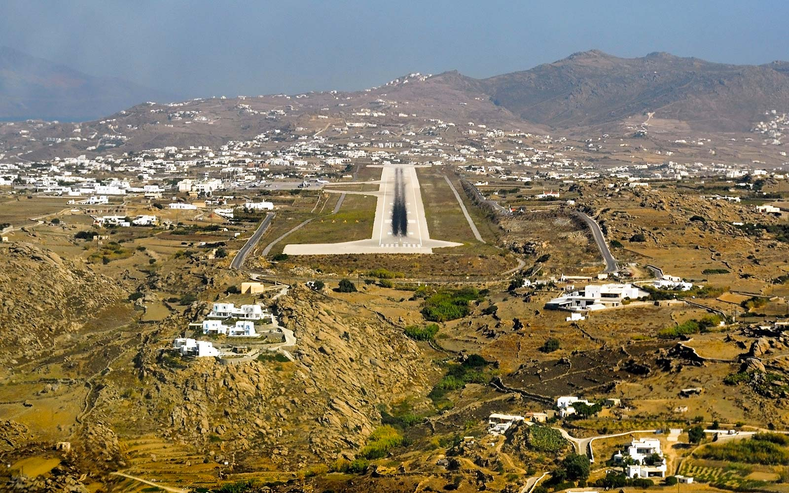 The Mykonos Airport in Greece Is Getting a Big Update