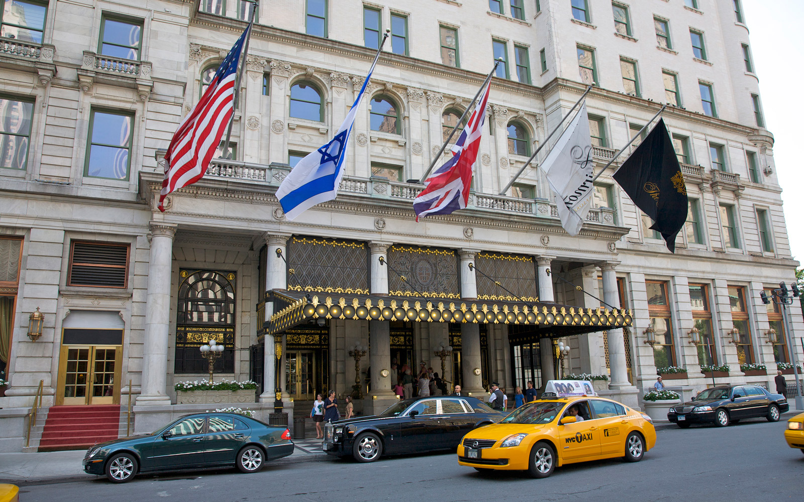 The Plaza Hotel Is Having a 'Downton Abbey'-themed Afternoon Tea