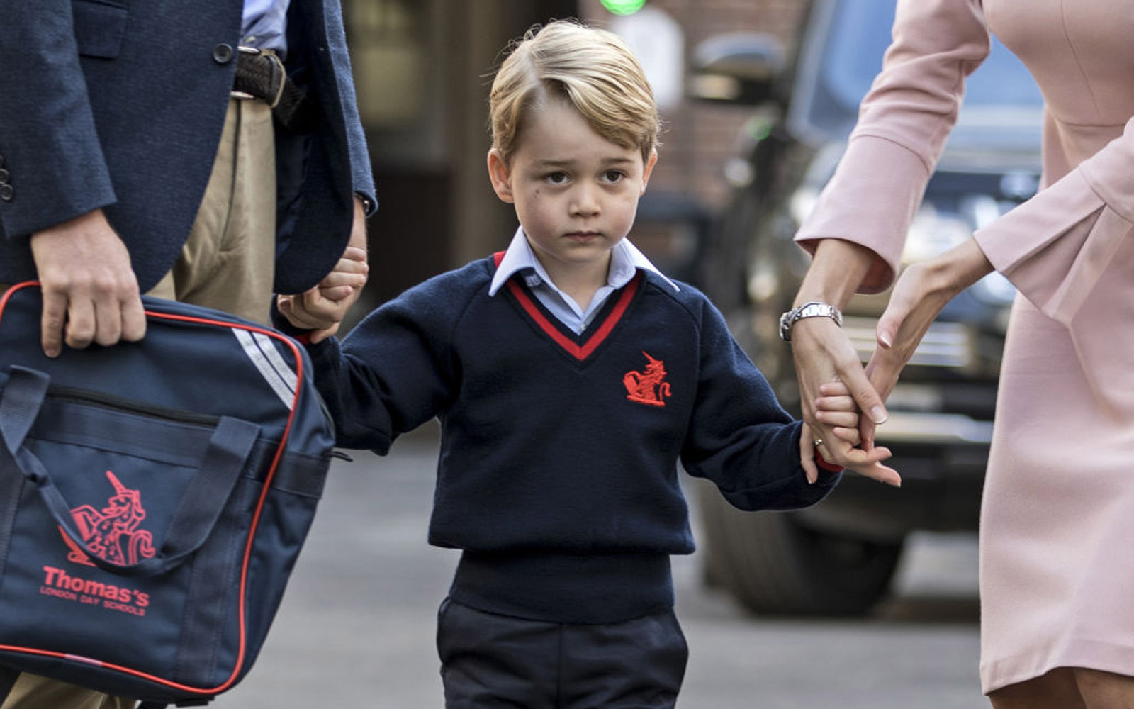 Prince George Is Making a Cameo on His Favorite TV Show, 'Fireman Sam'