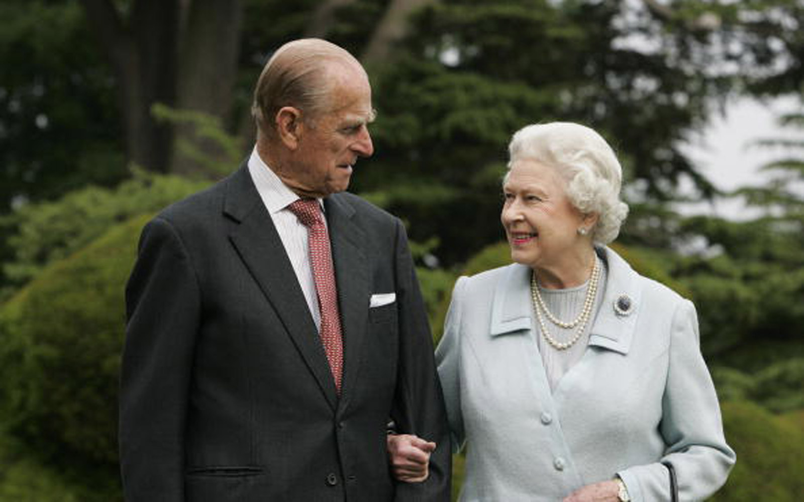 Queen Elizabeth Gave Prince Philip an Anniversary Gift Only She Could Give