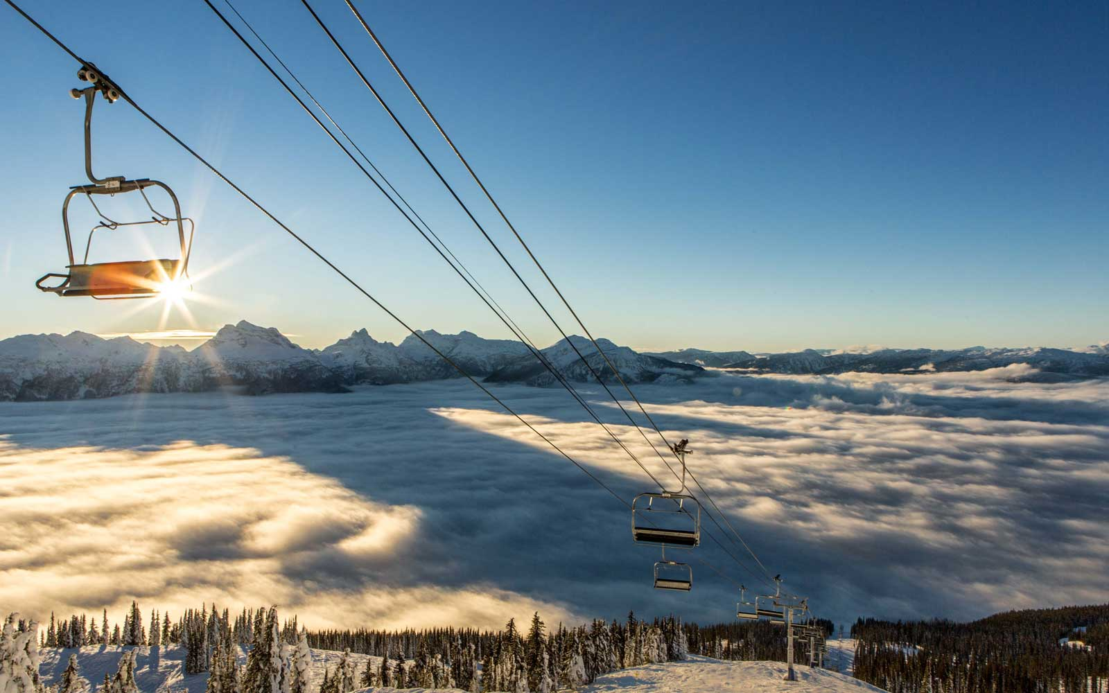 the best small-town ski resorts in british columbia | travel + leisure